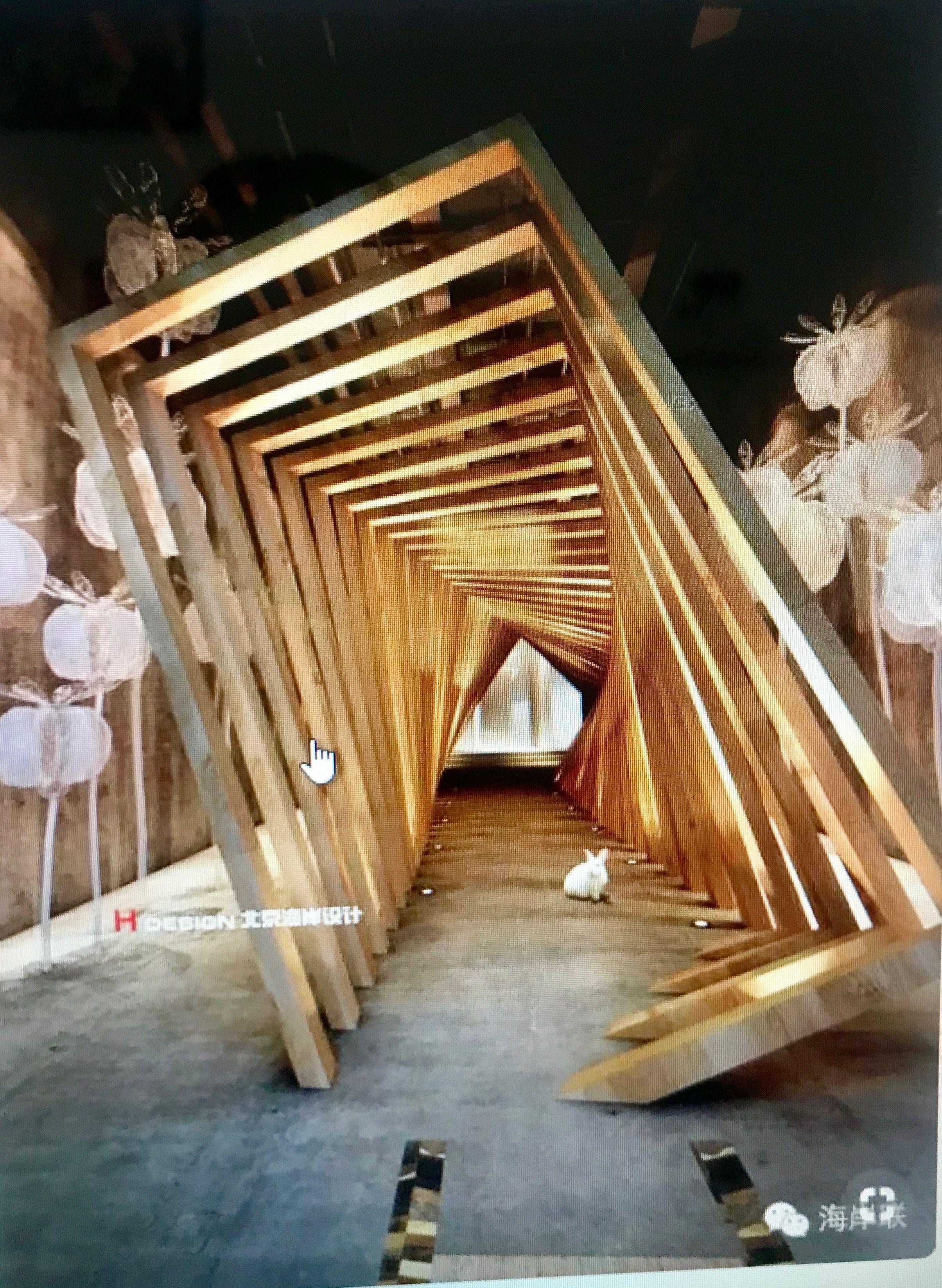 pavillion garten #garten #garten Ritmo #architektonischepräsentation