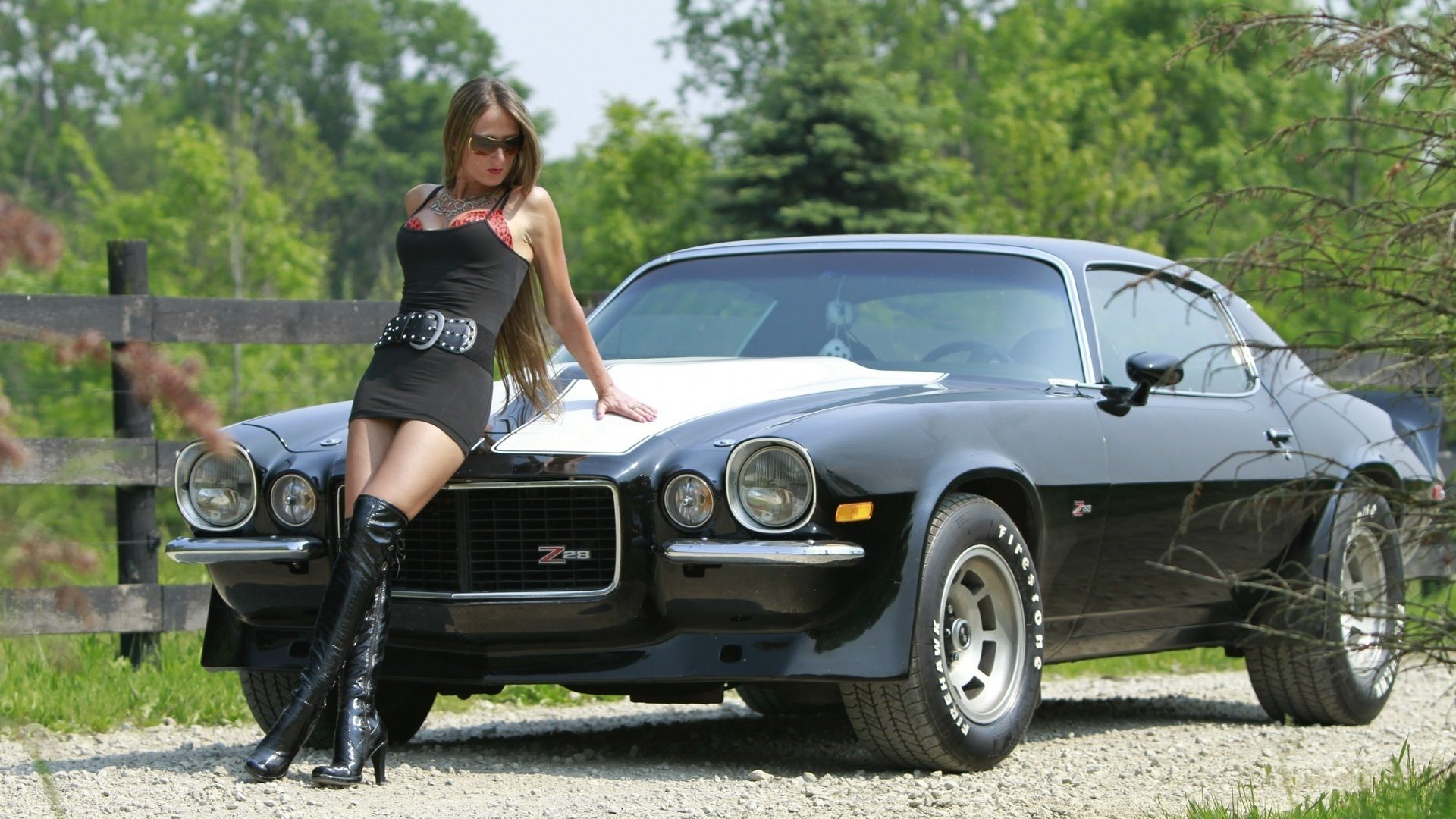 1970 Chevy Camaro Z28, girls hot but would rather have the ...