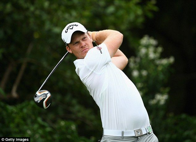 Danny Willett shot a third-round 67 to move to within two shots of leader Branden Grace