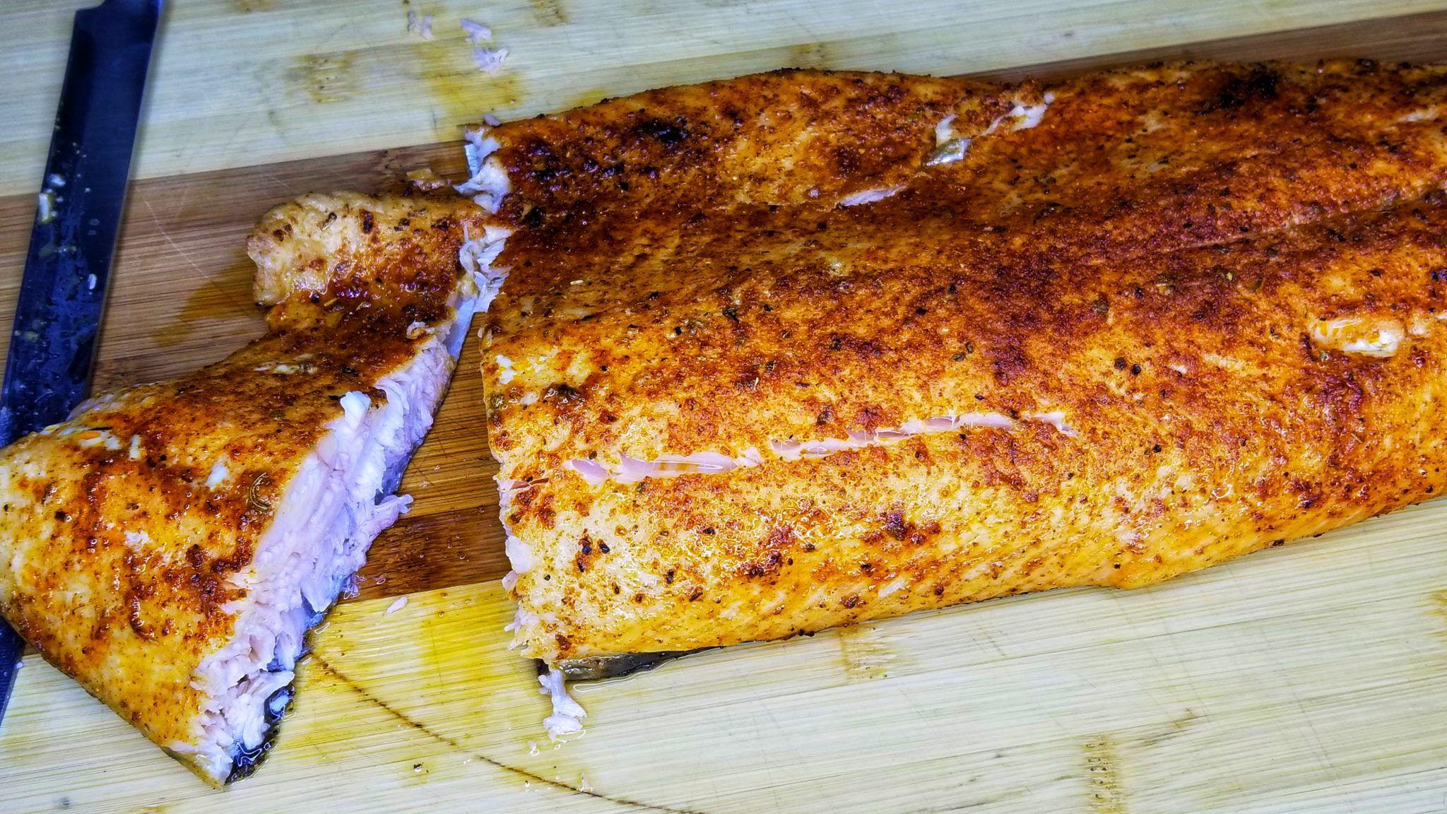 Photo of Oven Roasted Salmon – Sweet Savant