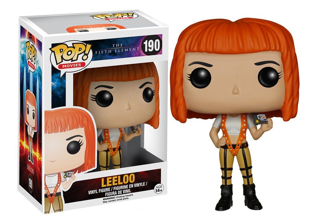 Pop! Movies: The Fifth Element - Leeloo