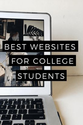 good websites for college students