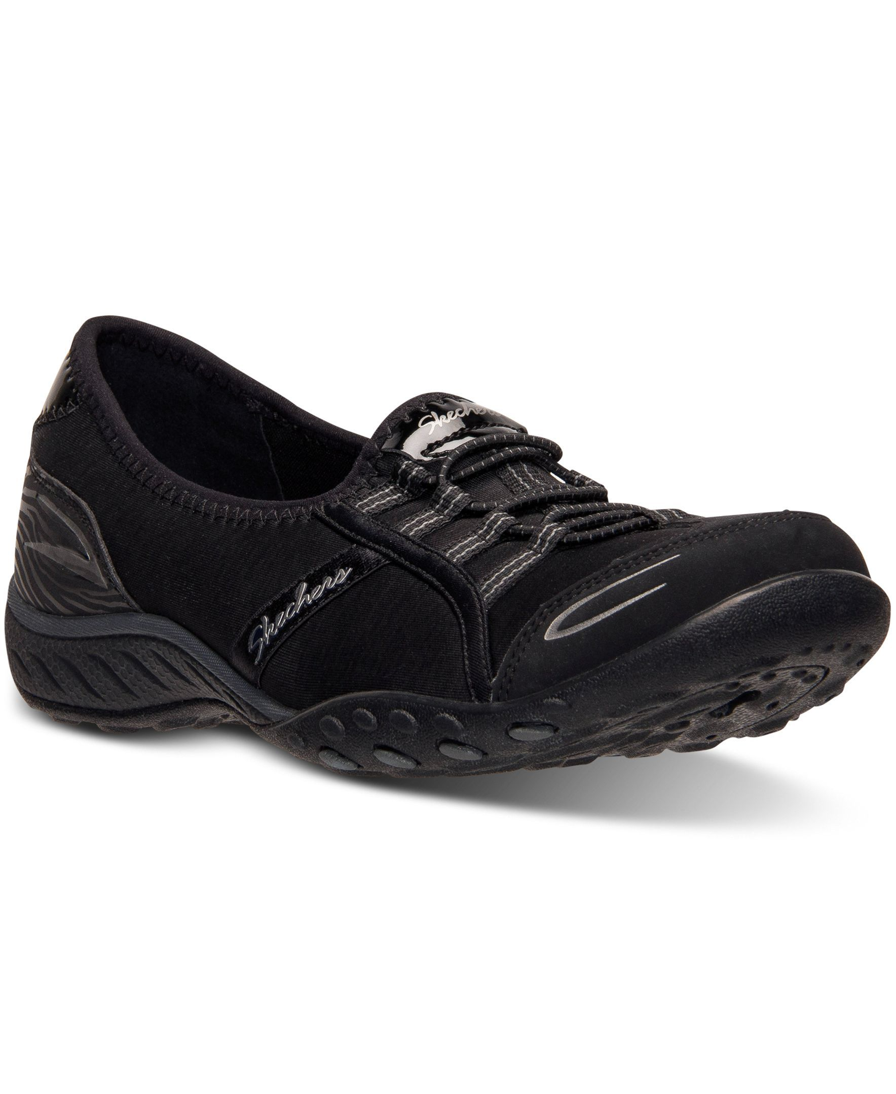 Skechers Women's Relaxed Fit: Breathe Easy - Good Life Memory Foam Casual  Sneakers from Finish