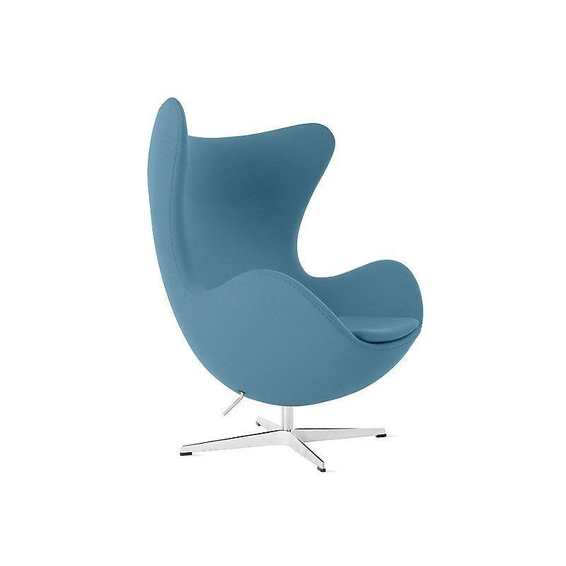Egg Chair Arne Jacobsen Kopie.Pin On Blue Decor Ideas