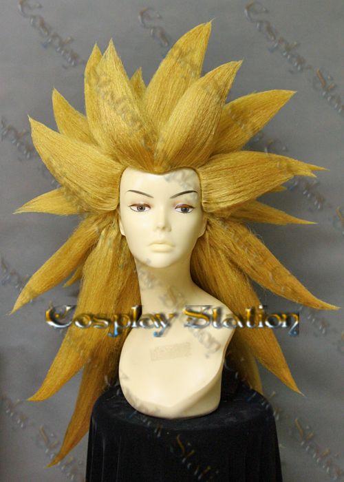Super Saiyan 3 Gotenks Custom Made Styled Wig  3d8cc393fc