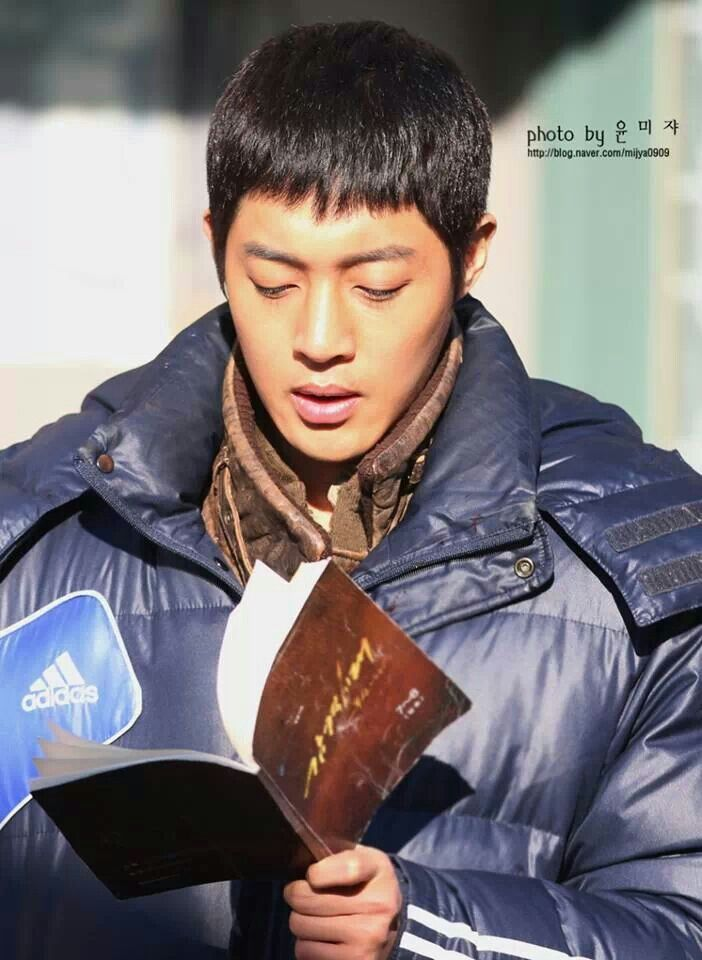 Kim Hyun Joong for Inspiring Generation BTS