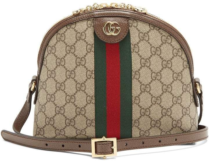 f48b9a5c3d8 GUCCI Ophidia GG Supreme cross-body bag  Gucci  purse  ShopStyle   MyShopStyle