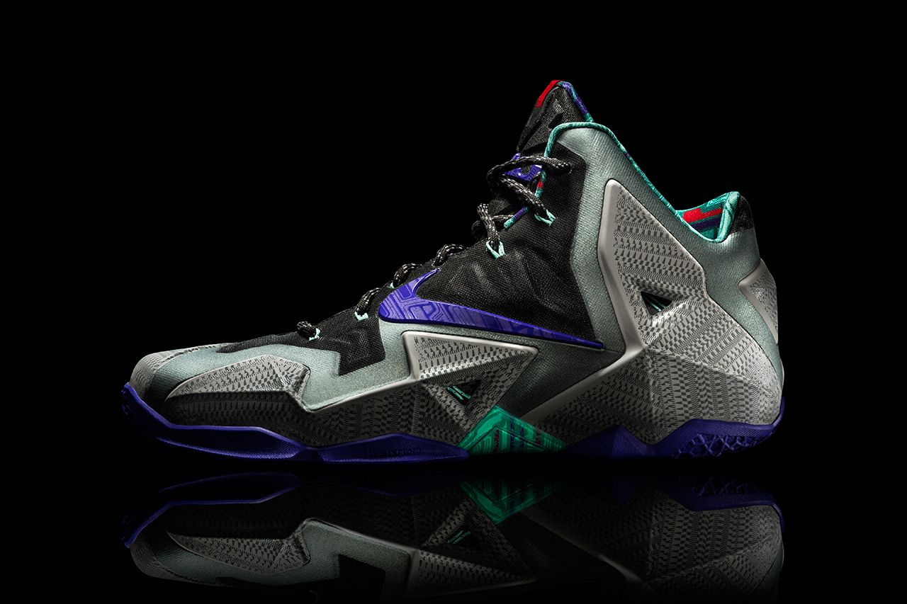 ce882105e9184 Image of A Detailed Look at the Nike LeBron 11