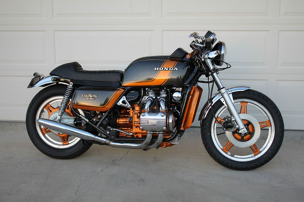 1978 Honda Gold Wing Ebay Motors Motorcycles Honda Ebay Cafe Racer Honda Cafe Racer Design Cafe Racer Bikes