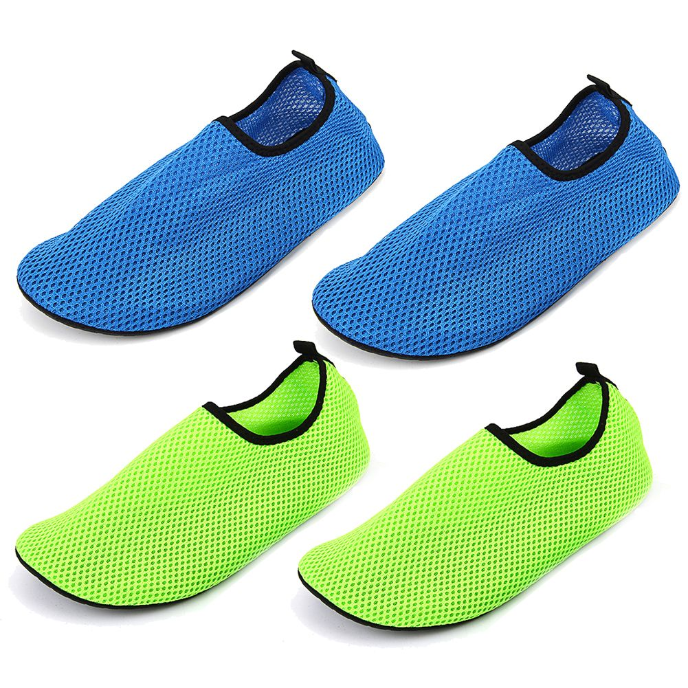 846571a8642a Mesh Sandals for Woman Men Flat Wade Shoes Beach Swimming Shoes ...