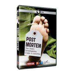 Frontline: Post Mortem $22.49