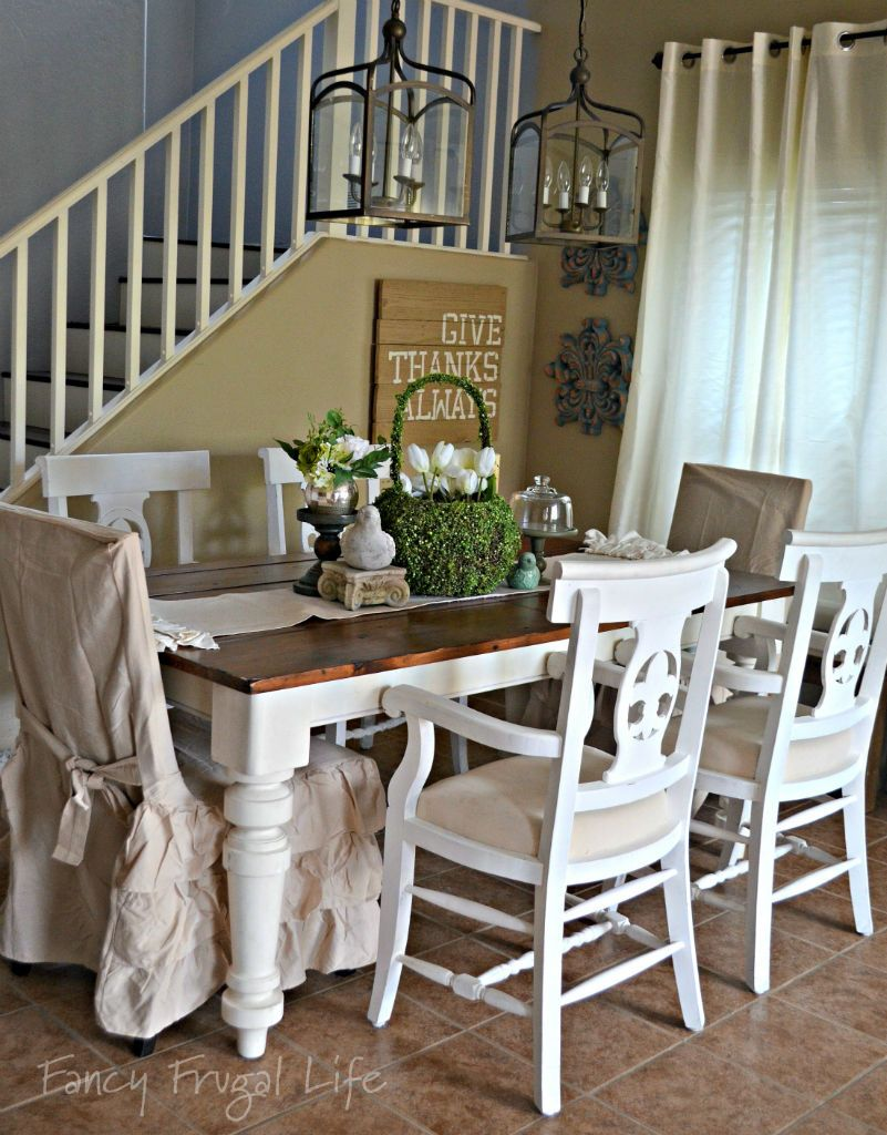 New Dining Room Table Pendant Lighting Farmhouse Kitchen