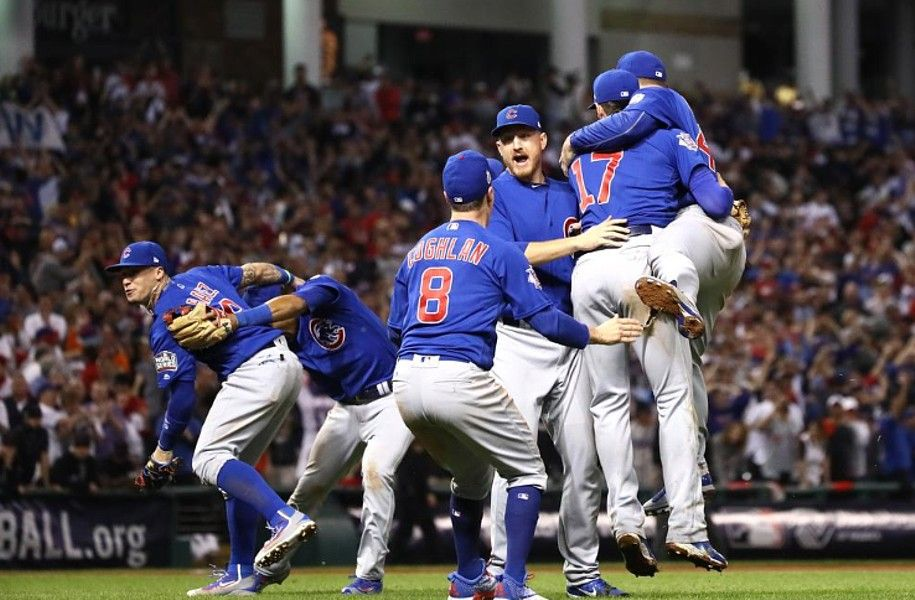 They earned it! Chicago cubs, Cubs, Chicago