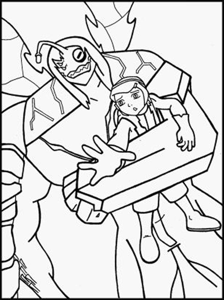 ben 10 coloring pages Minister Coloring | Home Furniture | Pinterest ...