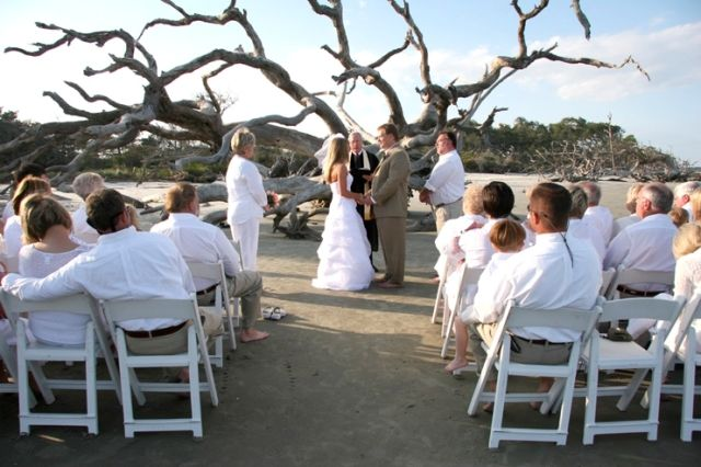 Driftwood Beach Wedding Jekyll Island Ga Www Jekyllclub