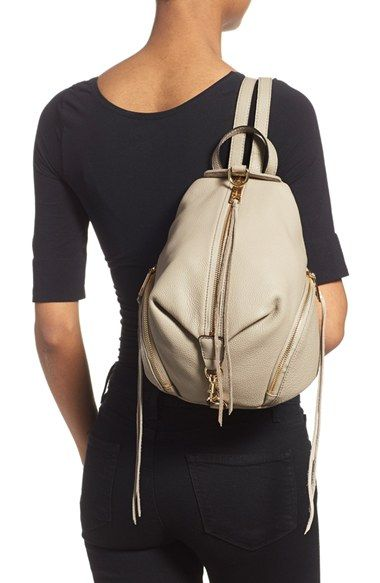 096281959a4 Rebecca Minkoff 'Medium Julian' Backpack AUD $344.79 | Luxury Bags ...