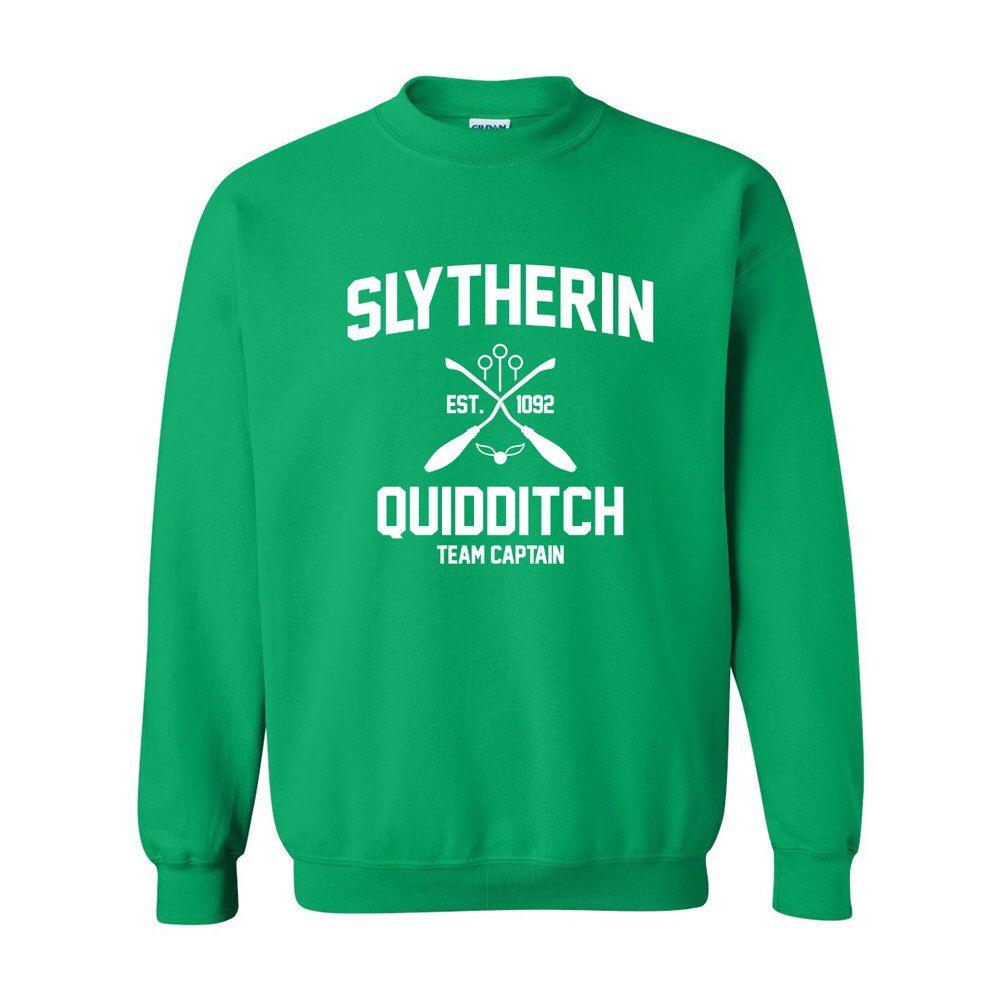 Harry Potter Sweatshirt Slytherin Sweatshirt Harry Potter Slytherin Quidditch Hogwarts Sweater Sweatshirt Hogwarts Sweater Sweatshirts Harry Potter Sweatshirt [ 1000 x 1000 Pixel ]