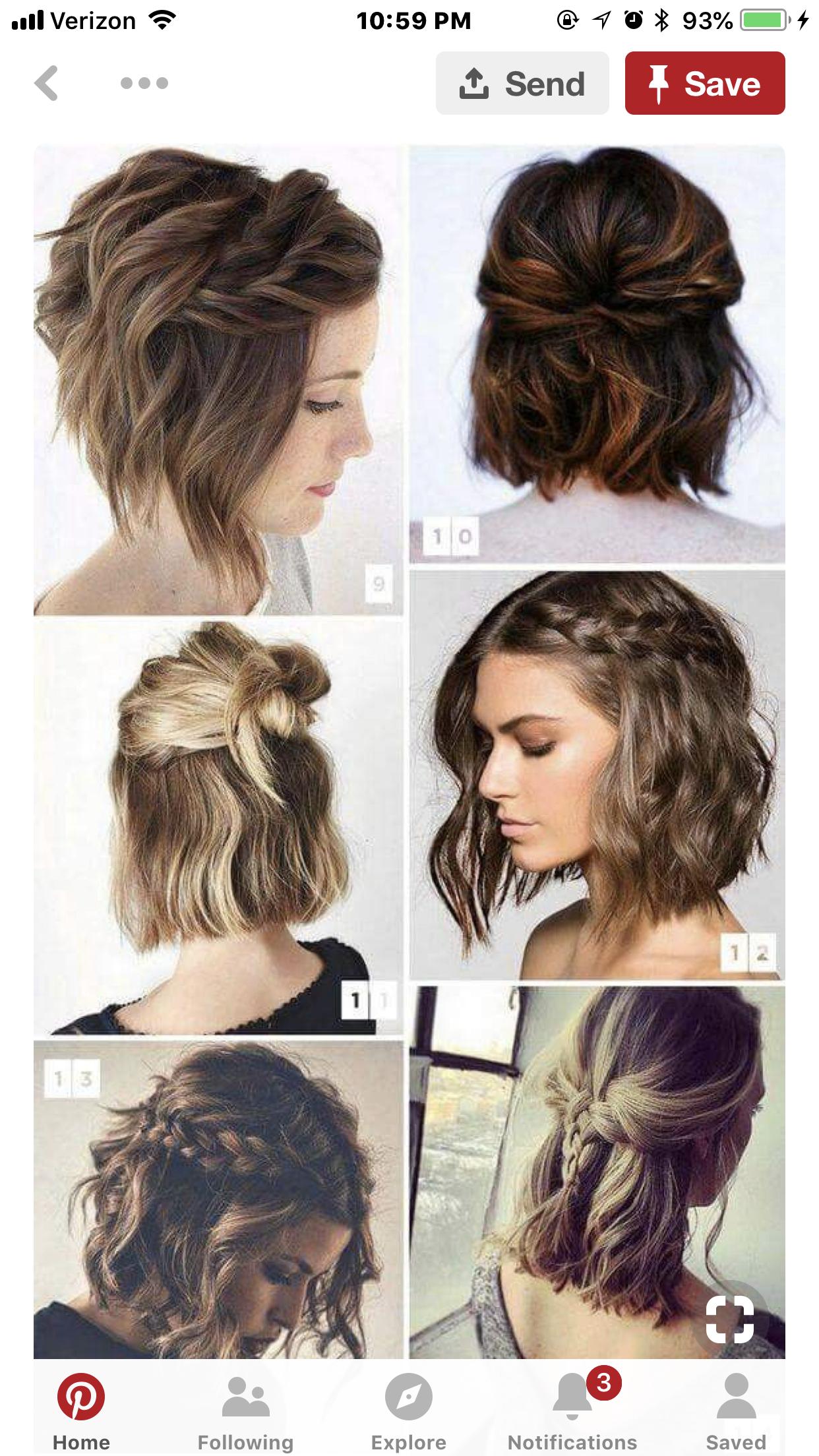 Short Hair Hairstyles Braids For Short Hair Valentines Hairstyles Medium Hair Styles