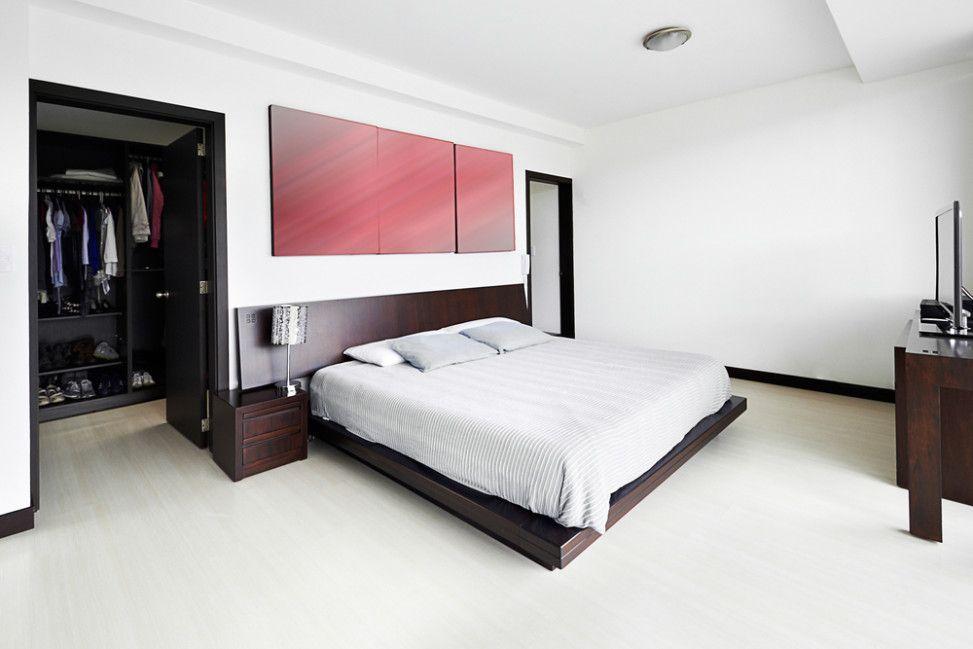 Dormitorio Moderno Con Vestidor Fotos Para Que Te Inspires