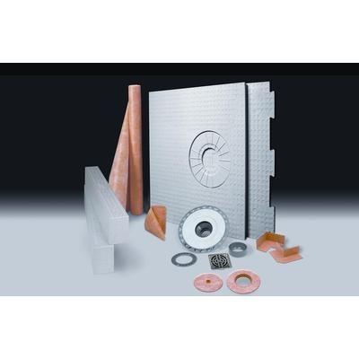 Schluter Kerdi Shower Kit 32 X 60 In 9999542240hd Home