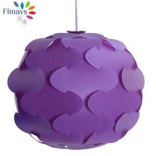 480mm Petal Purple Tree Modern Contemporary Diy Elements