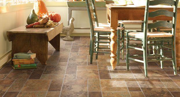 kitchen Vinyl Tile - Google Search Floors Pinterest - bodenbelag küche vinyl
