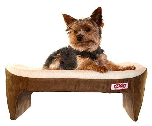 Lap Cozy Pet Bed For Small Dogs Cats And Other Small Pets Base Made In Usa Learn More By Visiting The Affiliate Link Amazon Co Small Pets Small Dogs Dog Cat