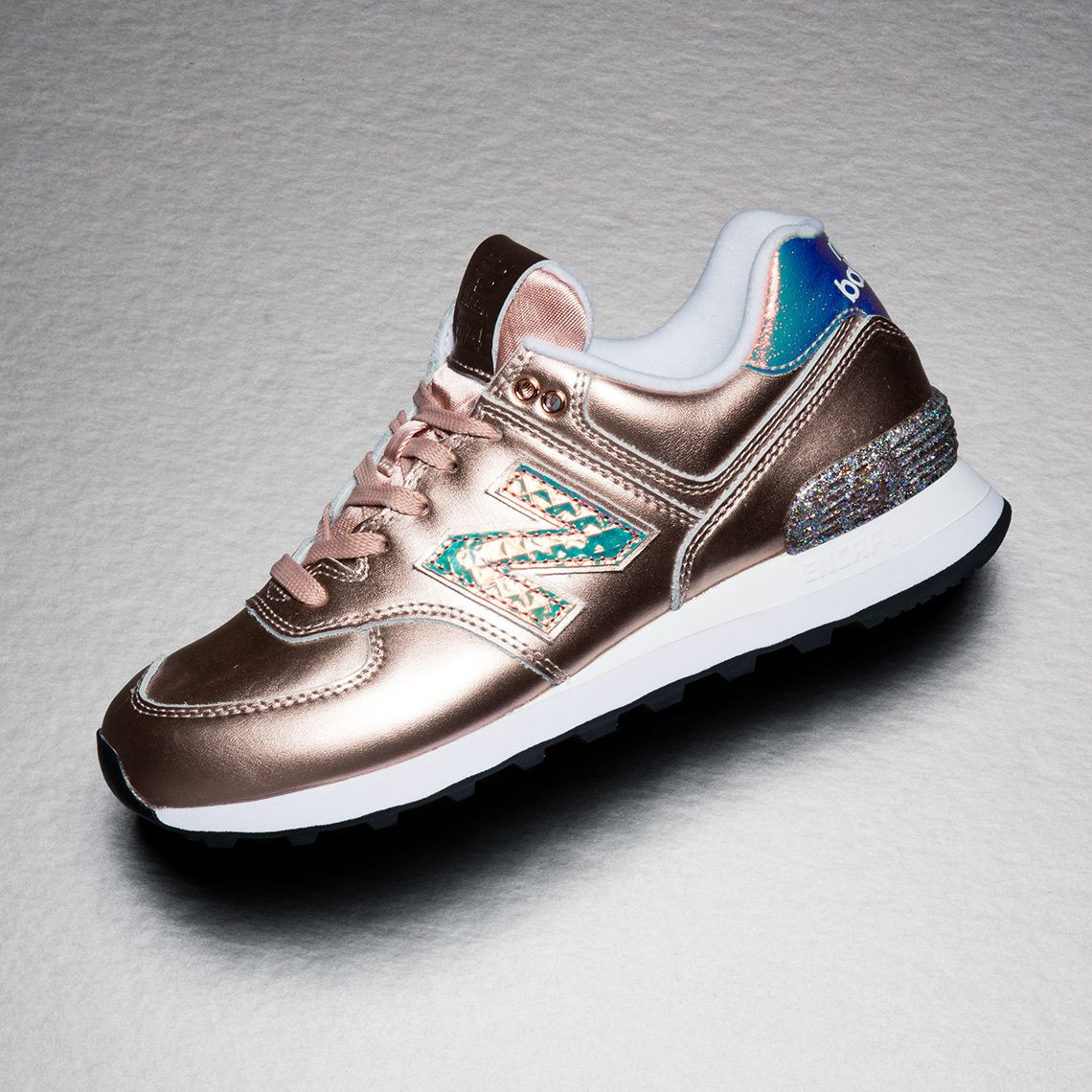 58707eb437 New Balance 574 Glitter Pack