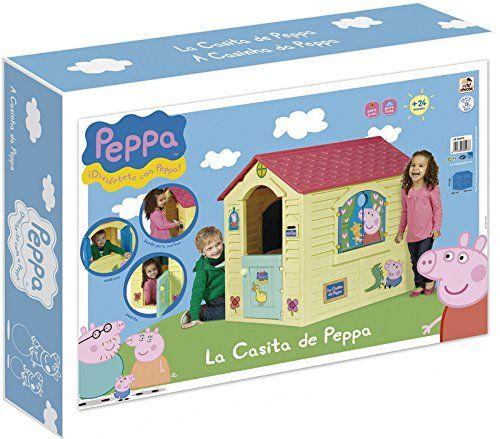 Casita infantil de juegos Peppa Pig. Juguetes Chicos 89503 ...