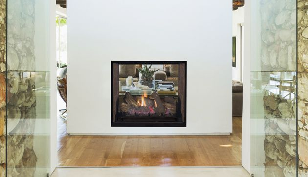 Superior Drt63st See Through Direct Vent Gas Fireplace Direct Vent Fireplace