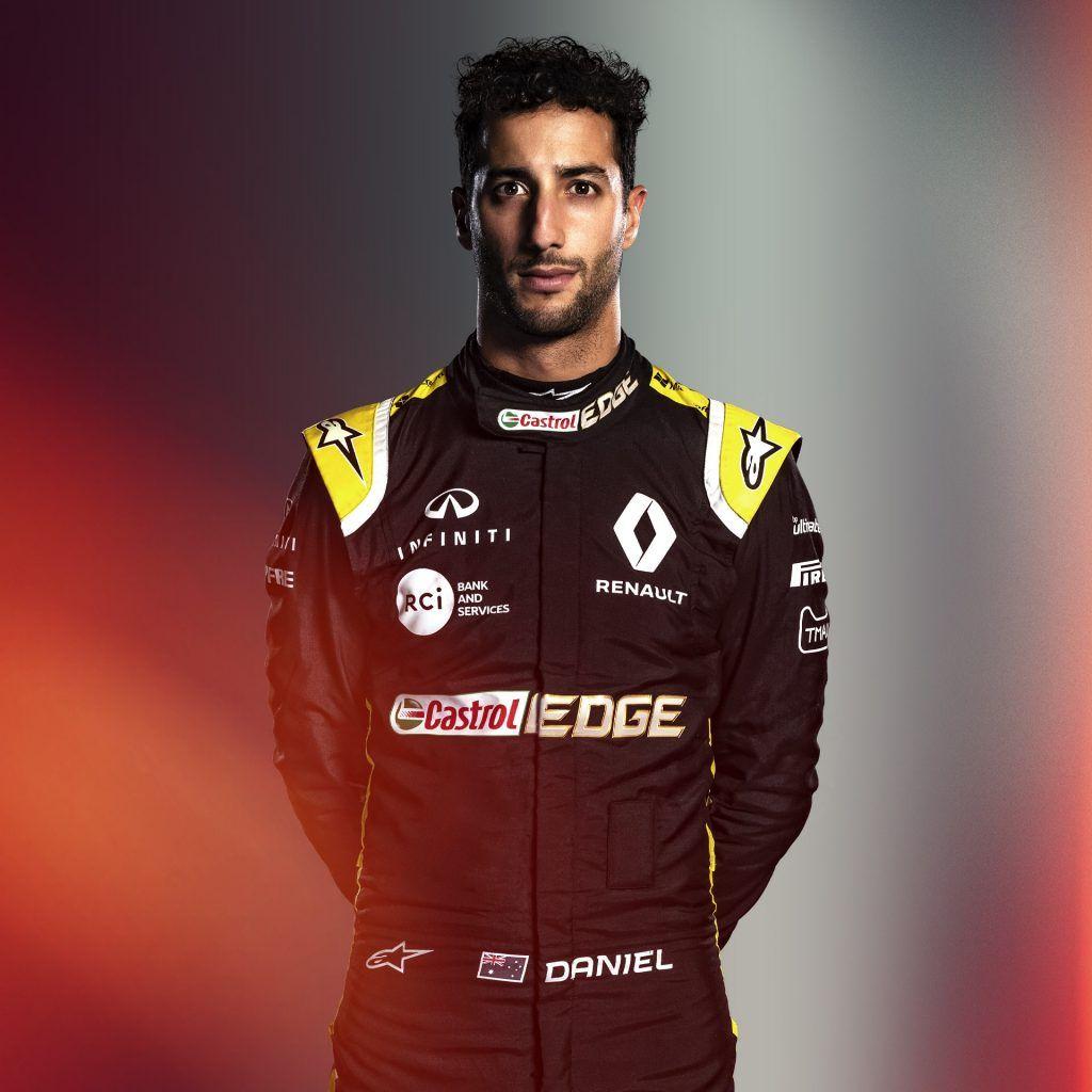 Renault - Ricciardo, Hulkenberg (With Images)