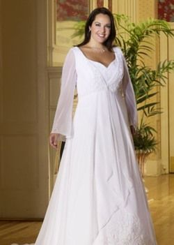 Imagenes de vestidos de novia para mujeres maduras