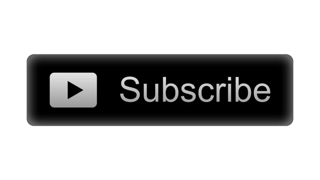 Free Black Youtube Subscribe Button Png Download By Alfredocreates Youtube Free Download Video Editing Apps