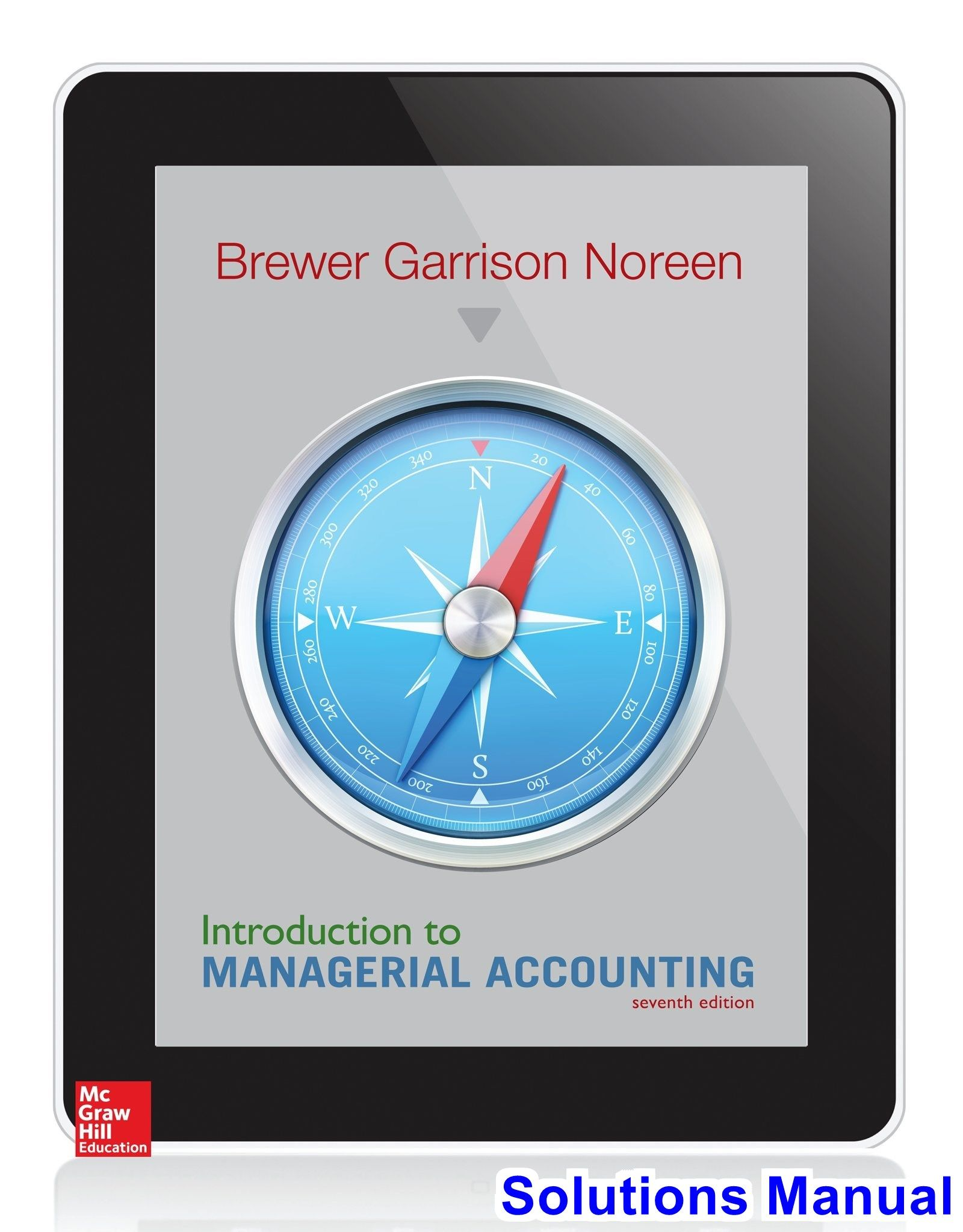 Introduction to managerial accounting 7th edition brewer solutions introduction to managerial accounting 7th edition brewer solutions manual test bank solutions manual fandeluxe Gallery
