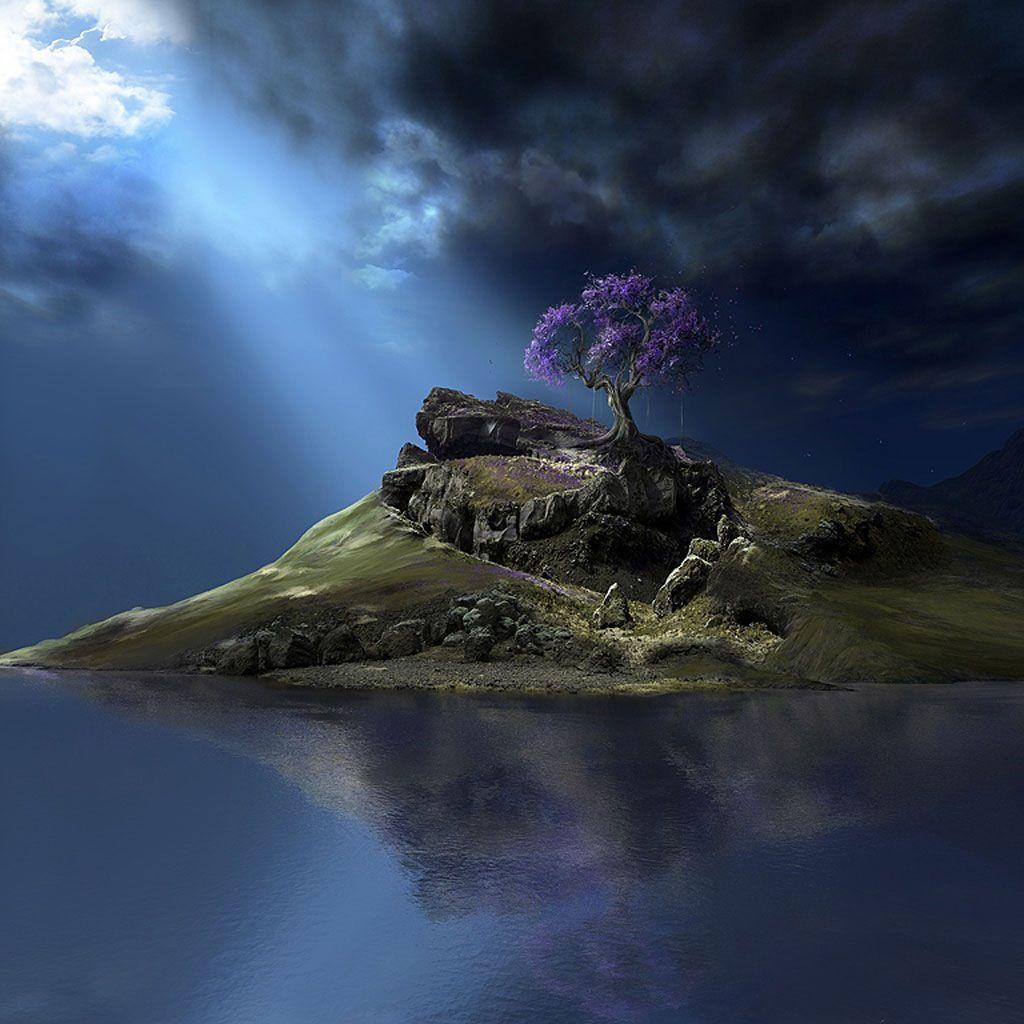 What Dreams May Come....... | Fantasy | Landscape illustration, Landscape wallpaper, 3d landscape