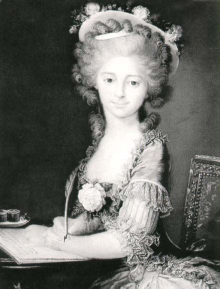 Elisabeth Wilhelmine Luise of Württemberg (1767-1790), daughter of Friedrich II Eugen of Württemberg and his wife Sophie of Brandenburg-Schwedt. She was married to Franz II of Austria and they had 1 child.