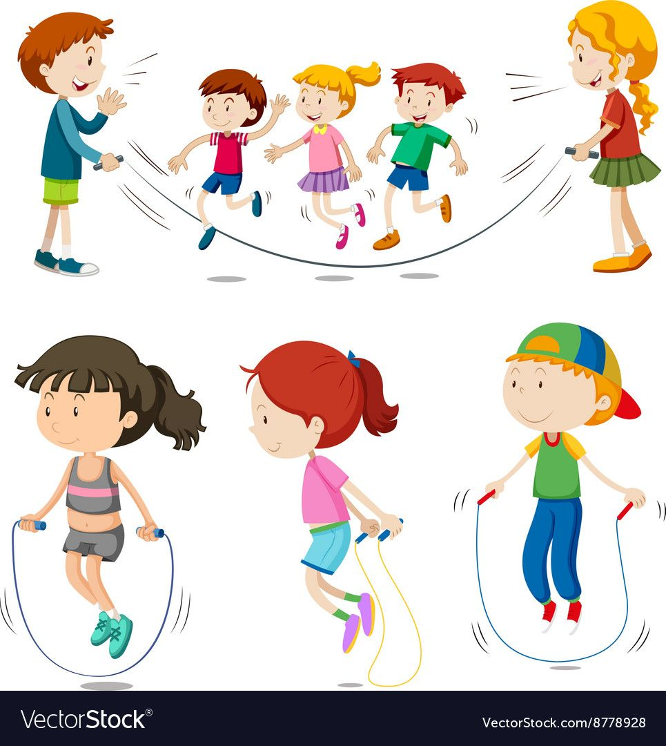 26++ Boy jump rope clipart ideas in 2021