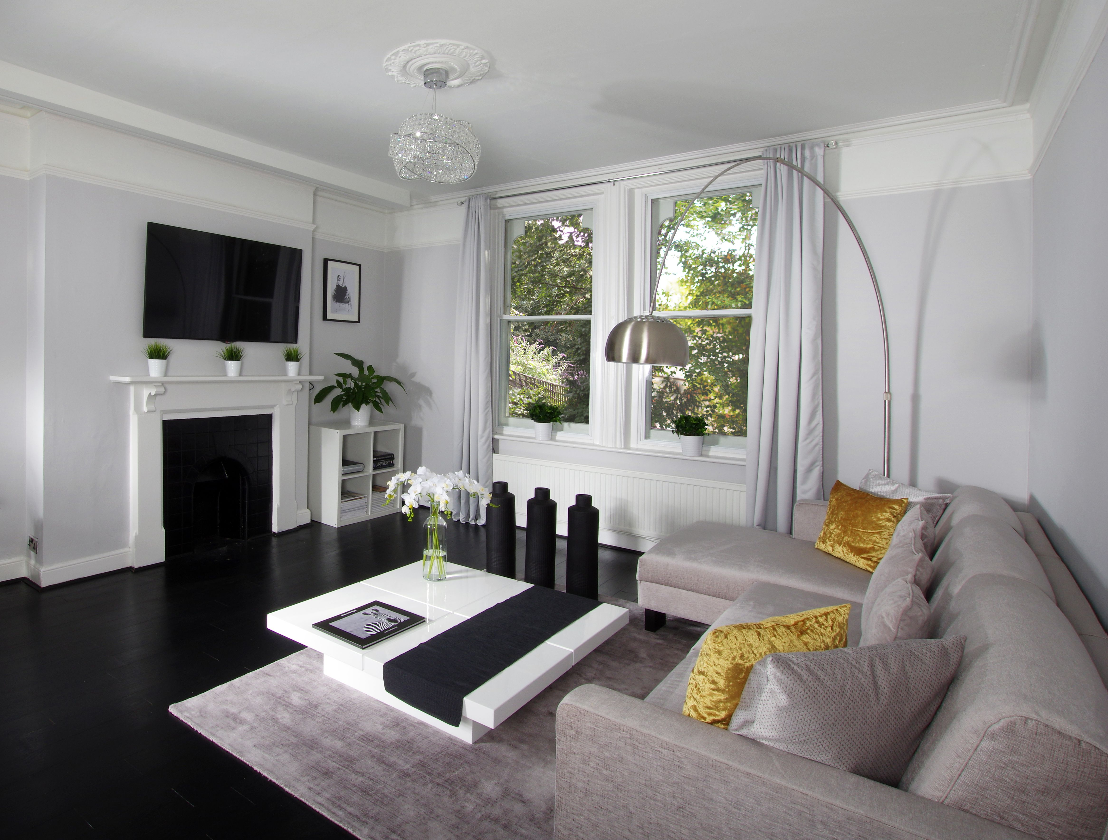 living room at Summerhill Villas designed be Ti Designe  http://www.houzz.co.uk/photos/62115214/summerhill-villas-living-room-contemporary-living-room-london