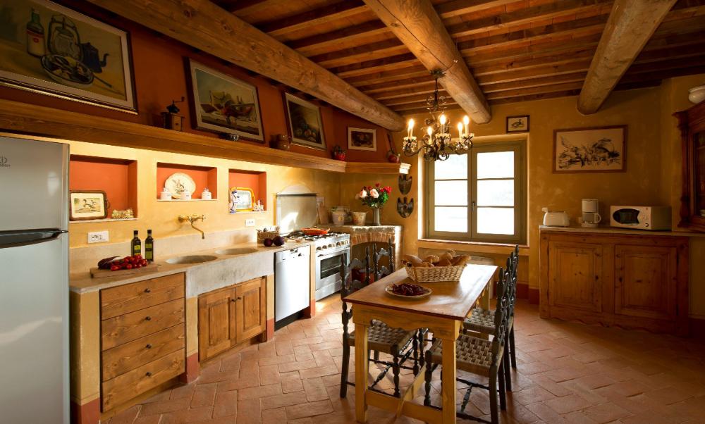 Tuscan Villa with Pool VILLA ANDREOLI CASALIO LUXURY