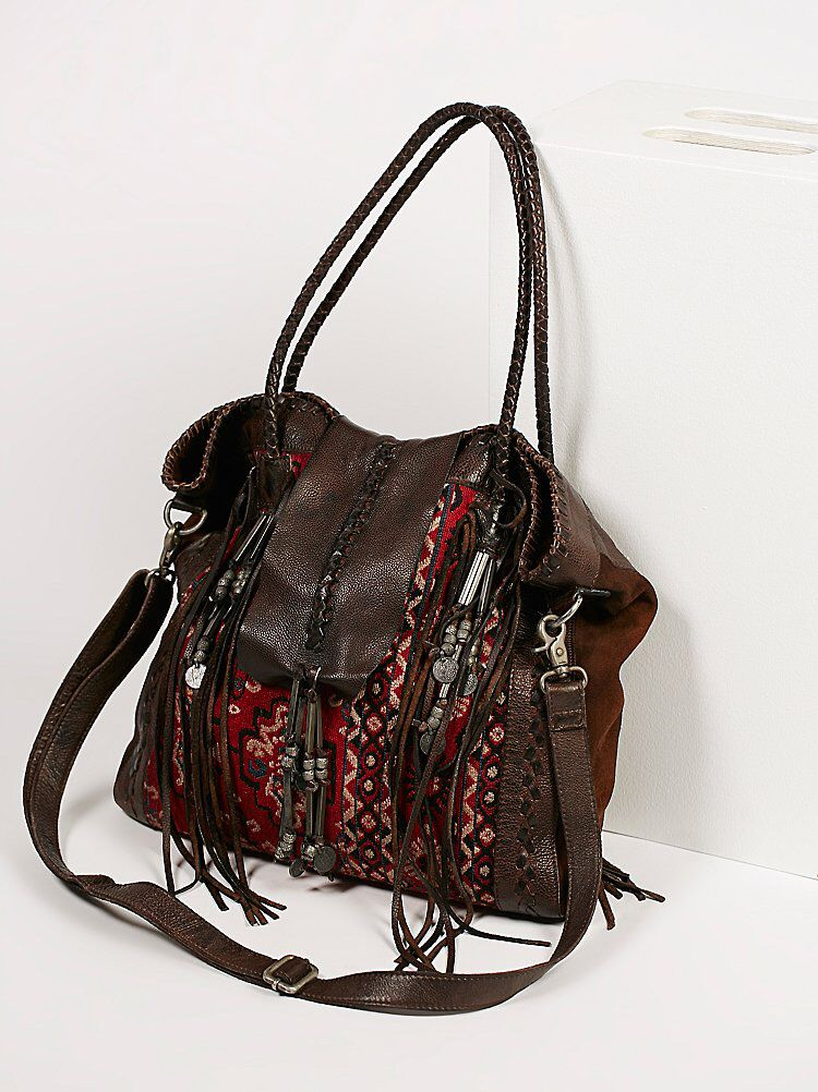 b7b6ea145d Canyonland Tote from Free People! Gypsy Bag