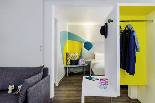 Ibis Styles Paris Bercy This Hotel Is Located Opposite The Accor Hôtels Arena 200