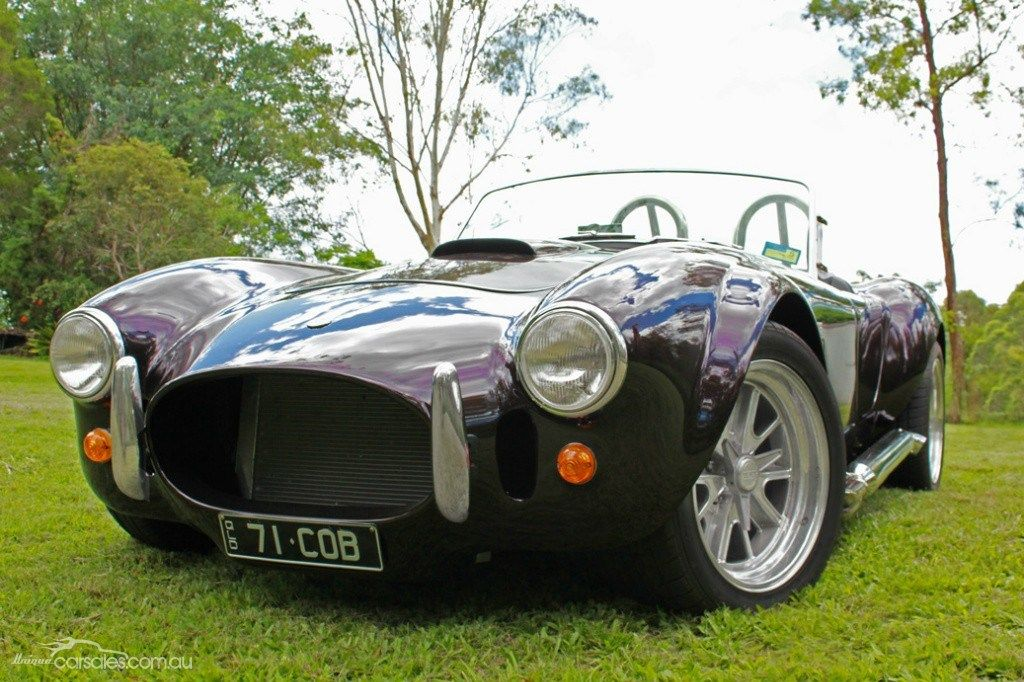 1965 Ac Cobra However This One Is Fitted With A V10 Viper Engine Can Only Imagine How Hard It Is To Keep Traction In This Ca Ac Cobra Cobra New And