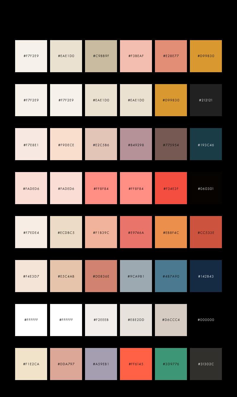 Photo of How to Create a Custom Colour Palette for your Snug Theme – Snug Designs