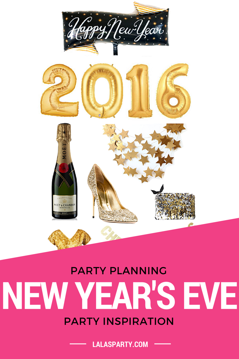 New Year's Eve Party Ideas for Adults New years eve