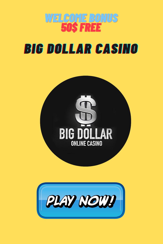 Big Dollar Casino Codes