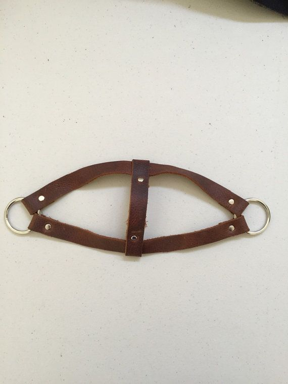Eco Friendly Leather Dog Harness Dog Harness Pattern Dog