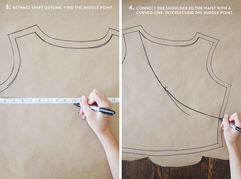 Sew Your Own Custom Back Wrap Top Dress Sewing Tutorials