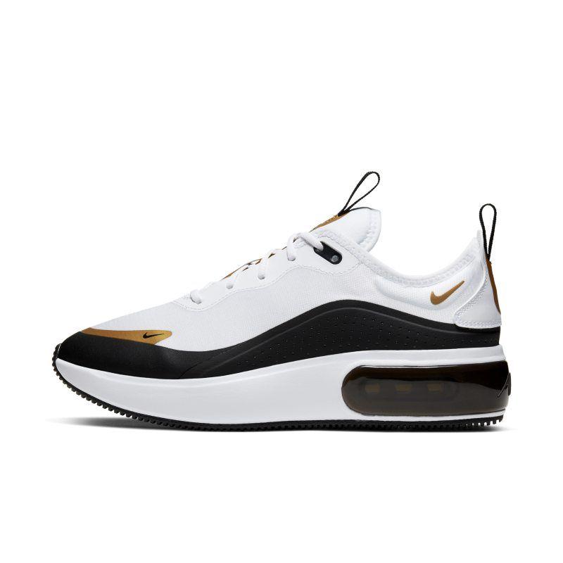 Factura Insatisfactorio granja  Nike Air Max Dia Shoe - White | Nike air max, Nike shoes air max, Nike air