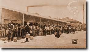 Resultado de imagen para oficinas salitreras del norte de chile