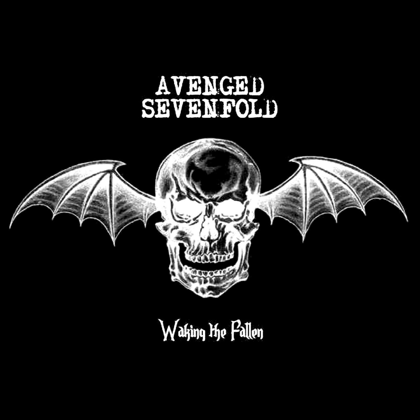 avenged sevenfold cd cover Avenged Sevenfold Waking The